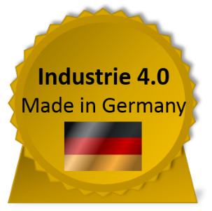 Digitaliation in the Industry: Industrie 4.0 was invented in Germany.